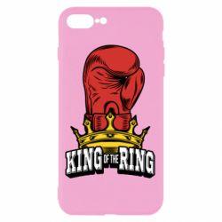 Чехол для iPhone 8 Plus king of the Ring - FatLine
