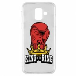Чехол для Samsung A6 2018 king of the Ring - FatLine