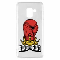 Чехол для Samsung A8 2018 king of the Ring - FatLine