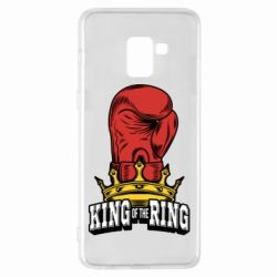 Чехол для Samsung A8+ 2018 king of the Ring - FatLine