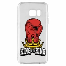 Чехол для Samsung S7 king of the Ring - FatLine