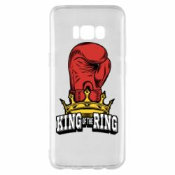 Чохол для Samsung S8+ king of the Ring