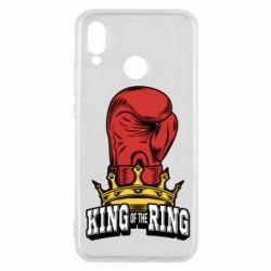 Чехол для Huawei P20 Lite king of the Ring - FatLine