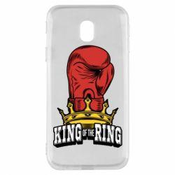 Чохол для Samsung J3 2017 king of the Ring