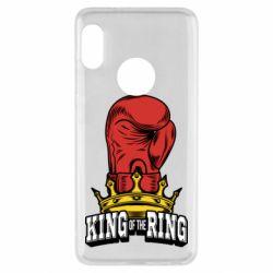 Чехол для Xiaomi Redmi Note 5 king of the Ring - FatLine