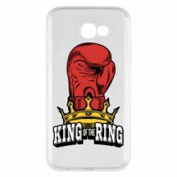 Чехол для Samsung A7 2017 king of the Ring - FatLine