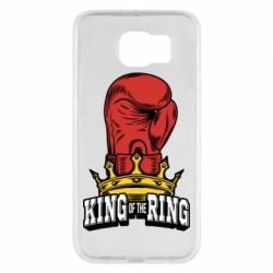 Чохол для Samsung S6 king of the Ring