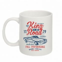 Кружка 320ml King Of The Road