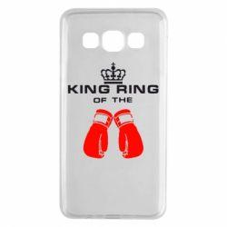 Чехол для Samsung A3 2015 King Ring - FatLine