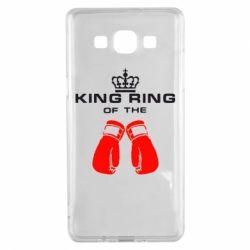 Чехол для Samsung A5 2015 King Ring - FatLine