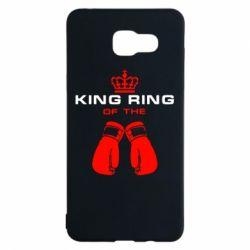 Чехол для Samsung A5 2016 King Ring - FatLine