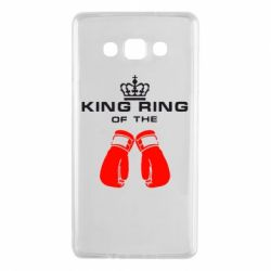 Чехол для Samsung A7 2015 King Ring - FatLine