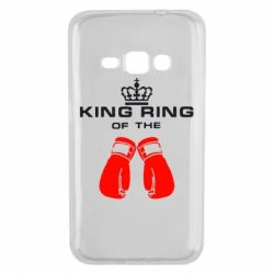 Чехол для Samsung J1 2016 King Ring - FatLine
