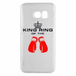 Чехол для Samsung S6 EDGE King Ring - FatLine