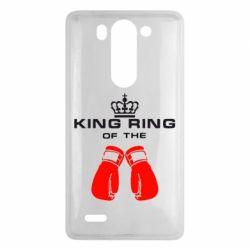 Чехол для LG G3 mini/G3s King Ring - FatLine