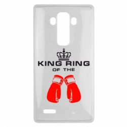Чехол для LG G4 King Ring - FatLine
