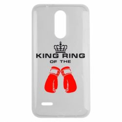 Чехол для LG K7 2017 King Ring - FatLine
