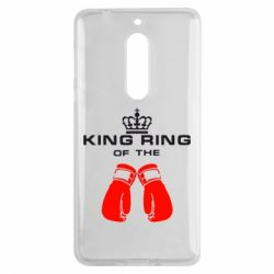 Чехол для Nokia 5 King Ring - FatLine