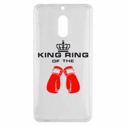 Чехол для Nokia 6 King Ring - FatLine