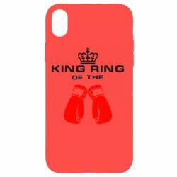 Чехол для iPhone XR King Ring - FatLine