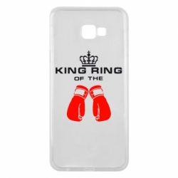 Чехол для Samsung J4 Plus 2018 King Ring - FatLine