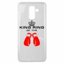 Чехол для Samsung J8 2018 King Ring - FatLine