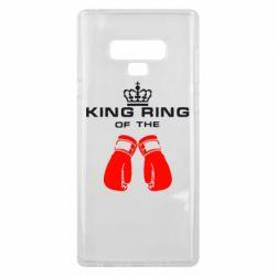 Чехол для Samsung Note 9 King Ring - FatLine