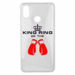 Чехол для Xiaomi Mi Max 3 King Ring - FatLine
