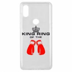 Чехол для Xiaomi Mi Mix 3 King Ring - FatLine