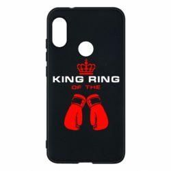 Чехол для Mi A2 Lite King Ring - FatLine