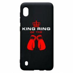 Чохол для Samsung A10 King Ring