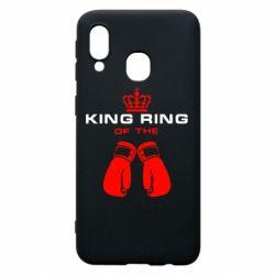 Чохол для Samsung A40 King Ring