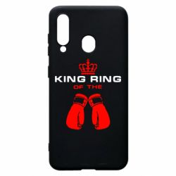 Чохол для Samsung A60 King Ring
