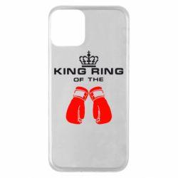Чохол для iPhone 11 King Ring