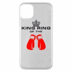 Чохол для iPhone 11 Pro King Ring