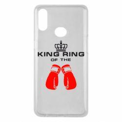 Чохол для Samsung A10s King Ring