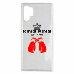 Чохол для Samsung Note 10 Plus King Ring
