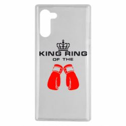 Чохол для Samsung Note 10 King Ring