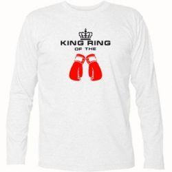 Футболка с длинным рукавом King Ring - FatLine