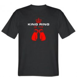 Мужская футболка King Ring - FatLine