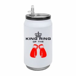 Термобанка 350ml King Ring