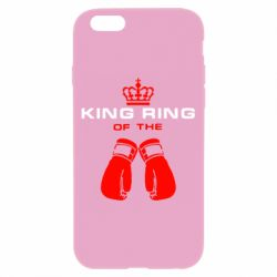 Чехол для iPhone 6/6S King Ring - FatLine