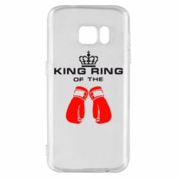 Чехол для Samsung S7 King Ring - FatLine