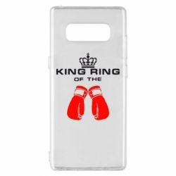 Чехол для Samsung Note 8 King Ring - FatLine