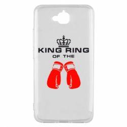 Чехол для Huawei Y6 Pro King Ring - FatLine