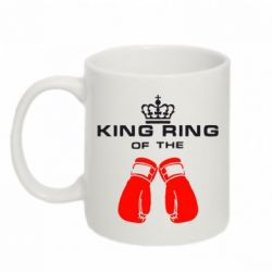 Кружка 320ml King Ring