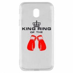 Чехол для Samsung J3 2017 King Ring - FatLine