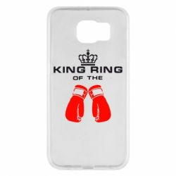 Чехол для Samsung S6 King Ring - FatLine