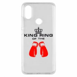 Чехол для Xiaomi Mi A2 King Ring - FatLine