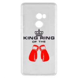 Чехол для Xiaomi Mi Mix 2 King Ring - FatLine
